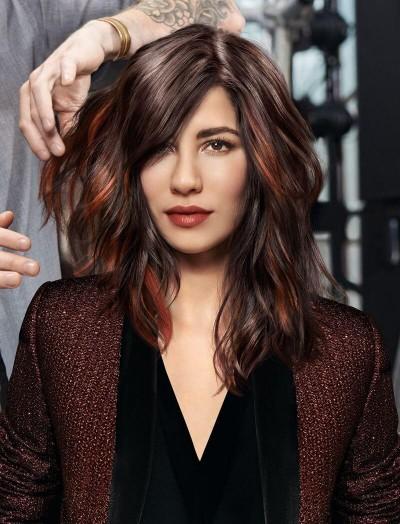 Le hair contouring, la révolution couleur !