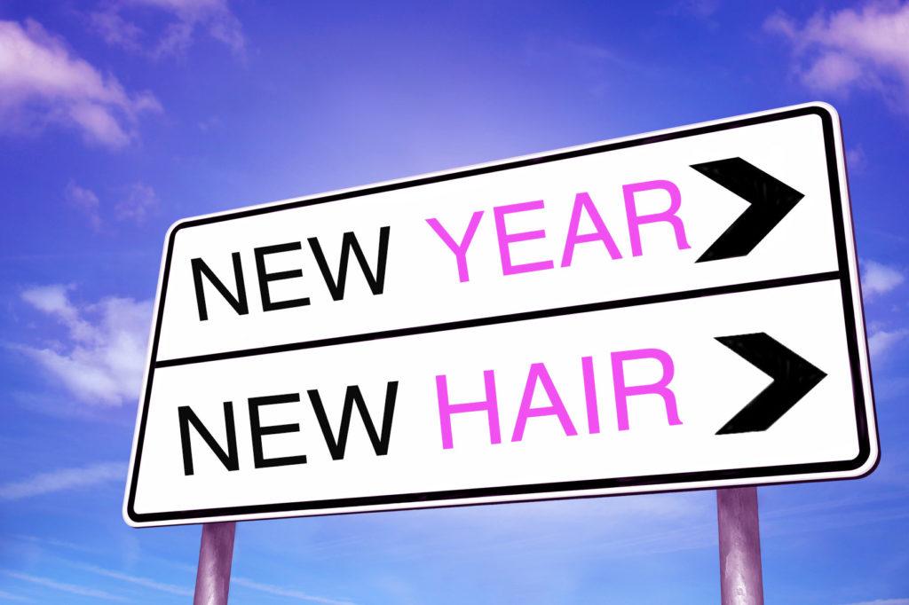 New Year ! New Hair !