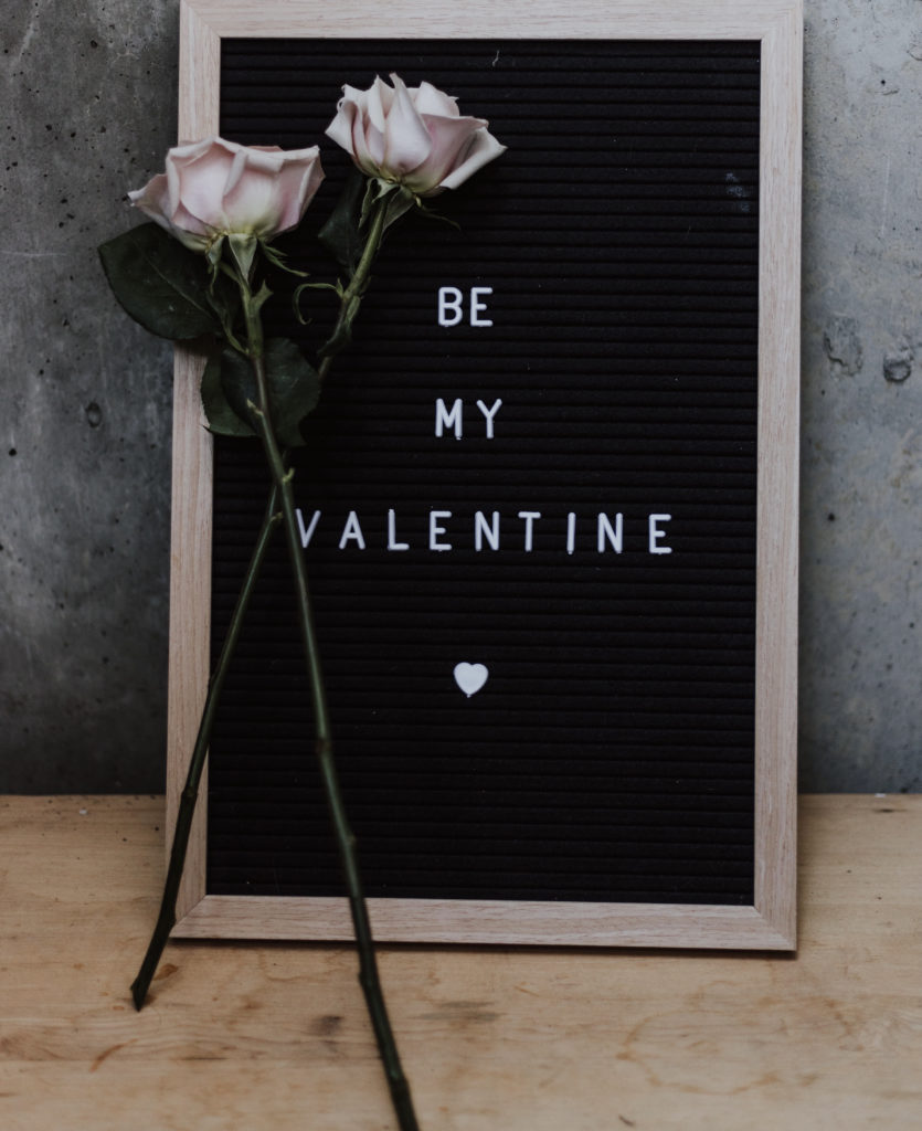 BE MY VALENTINE ♡